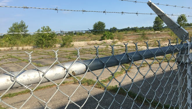 Townhouses are planned on five acres of the barren former Chevy plant in Muncie.