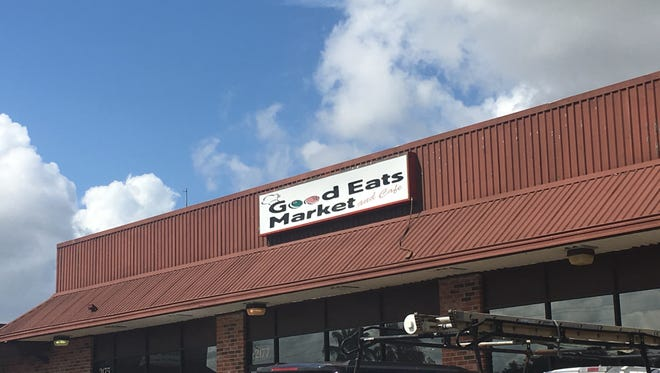 Good Eats Market and Cafe in Bossier City will close Friday.