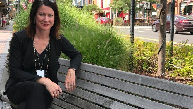 Farmington DDA Director Kate Knight has hit the ground running.