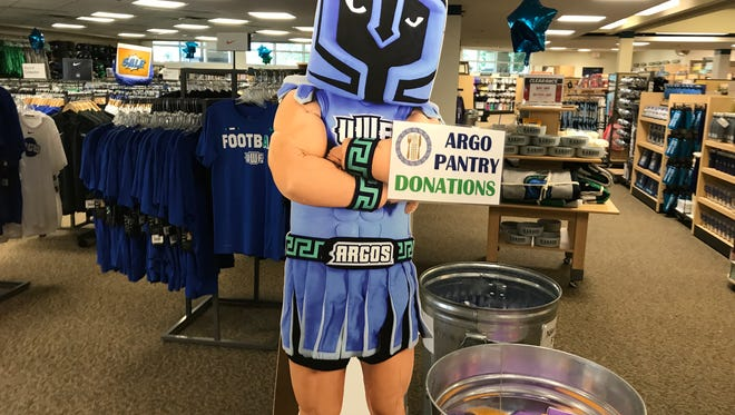 A new University of West Florida fan store opens Aug. 24. Currently, fans can buy all their Argo gear at the UWF bookstore