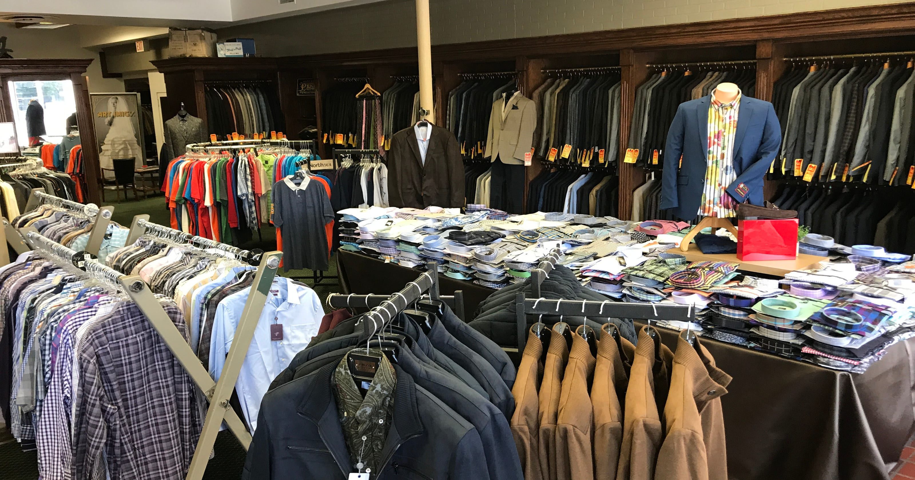 Art Imigs to open second mens clothing store