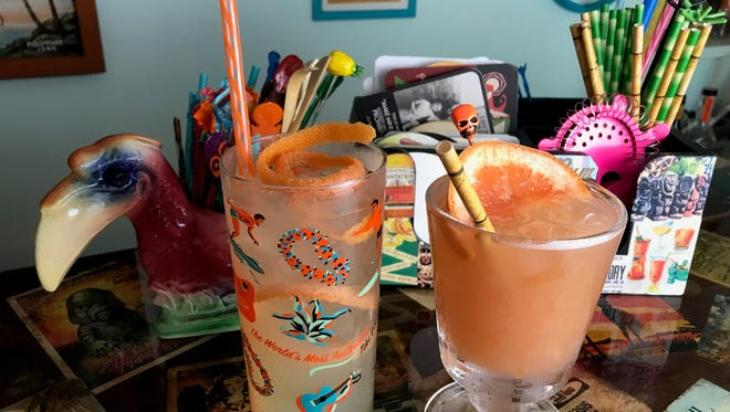 The Paloma is a refreshing tequila cocktail that is more popular than the Margarita in Mexico.