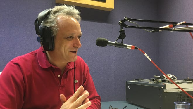 CSO music director Louis Langree talks about the Cincinnati sound live on BBC Radio 3, broadcast throughout the United Kingdom.