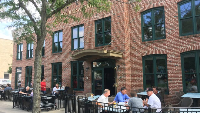 New owners are moving ahead with a sweeping makeover of the now-closed Box Bar in downtown Plymouth.