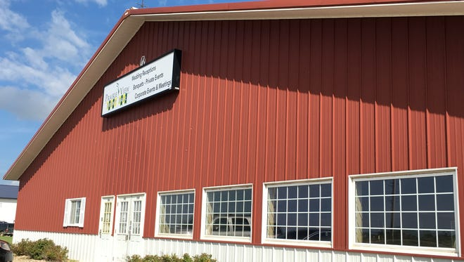 Prairie View Event Hall has opened near Tea in the former shuttered All Occasions location.
