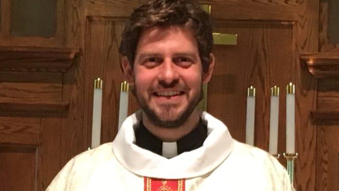The Rev.Andrew David Kruger