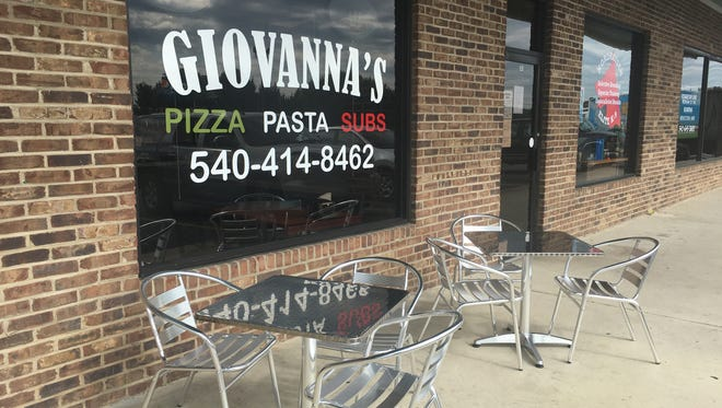 Giovanna's in Greenville recently opened offering pizza, pasta and Italian dishes.