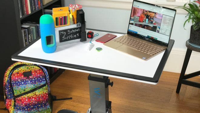 Setting up a distraction-free homework space is key to getting the new school year off to the right start.
