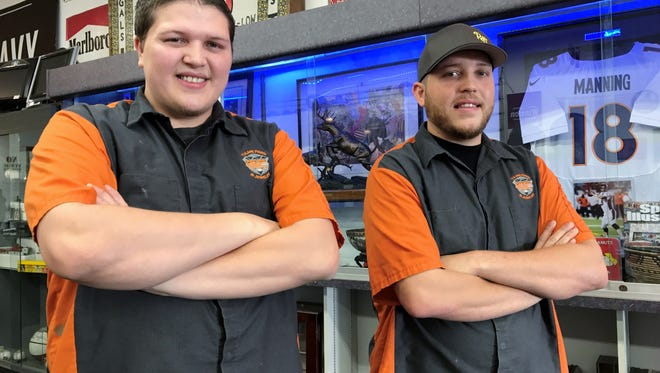 Brothers, Dwayne and Dwight Thompson run Tulare Pawn and Jewelry shop in the heart of downtown. The shop buys electronics, sports memorabilia, jewelry, antiques and more.