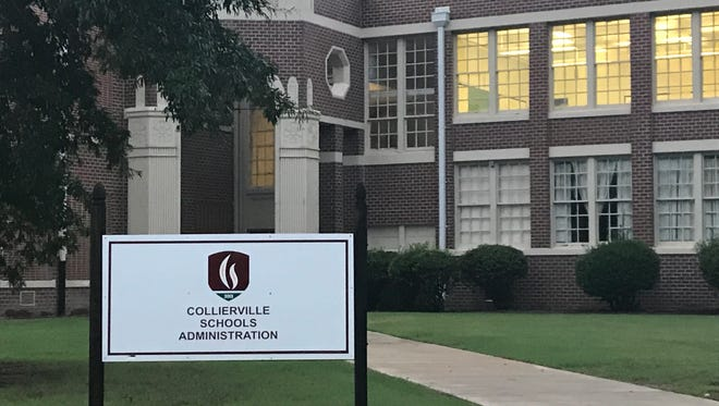 Collierville Schools Administration Building