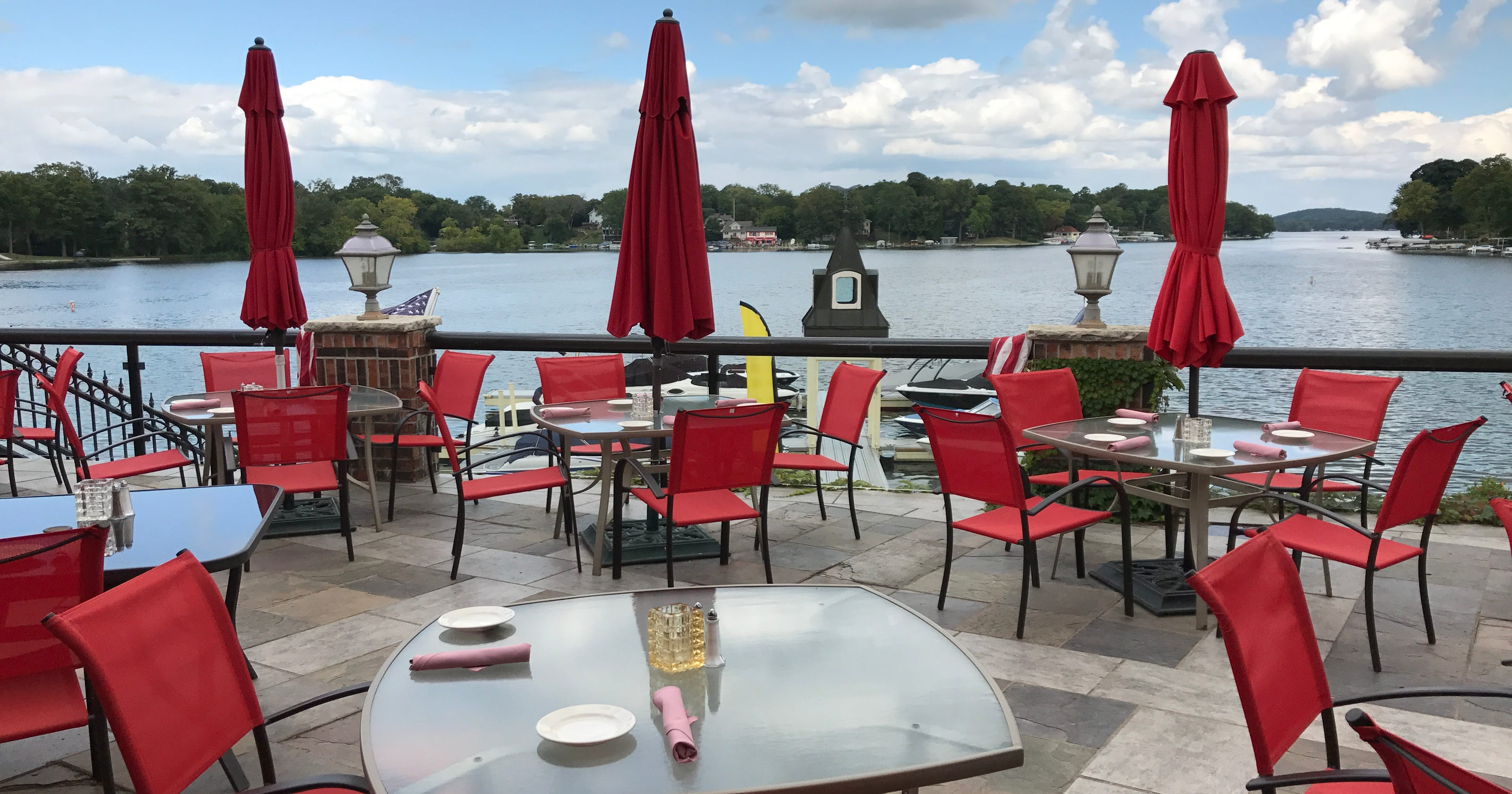 29 Lake Country restaurants and bars with outdoor and