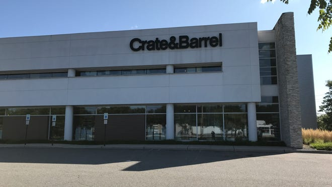 Crate & Barrel will make its Tennessee debut at The Mall at Green Hills in September.
