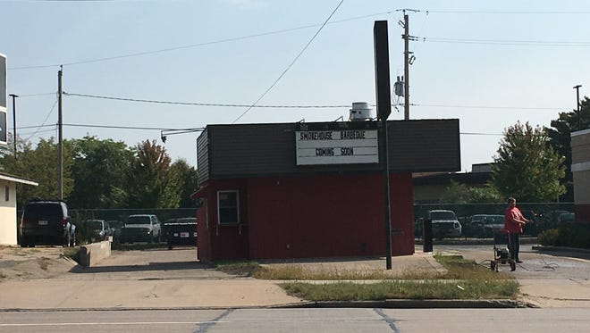 SmokeHouse Barbeque is scheduled to open Sept. 25, 2017 at 301 Division Street in Stevens Point.