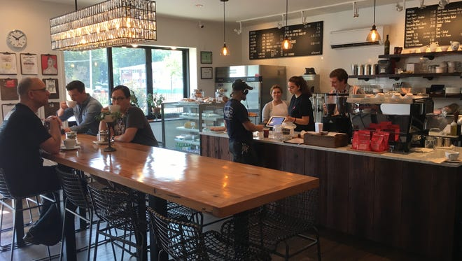 Inside The Coffee Box in Plainfield is located in the Special Improvement District, which recently had amends made to its board member guidelines making it appointed by the mayor.