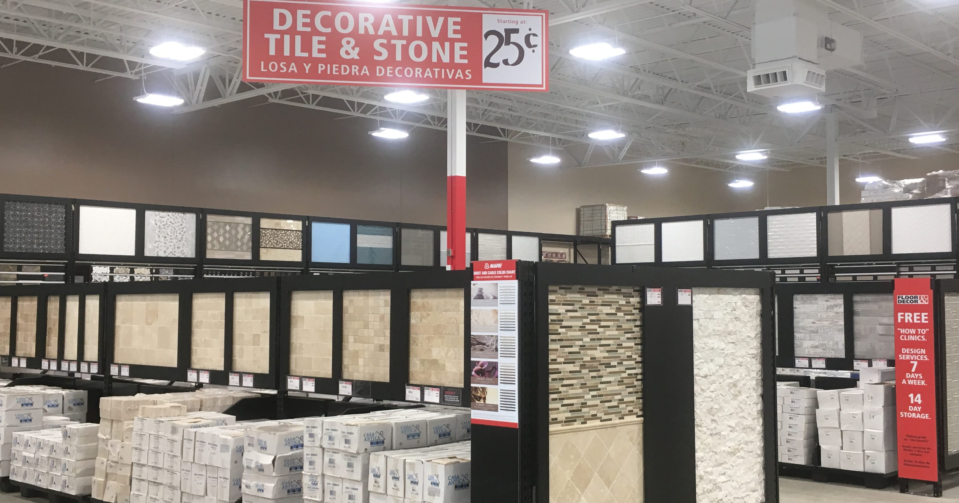 floor and decor store hours floor decor opening la quinta location in former sam s club building 9463