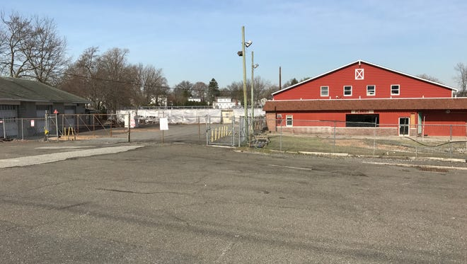 The former D'Angelo Farms on Washington Avenue in Dumont.