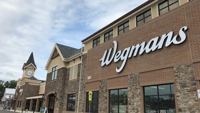 Wegmans in Montvale will hold its grand opening on Sunday.