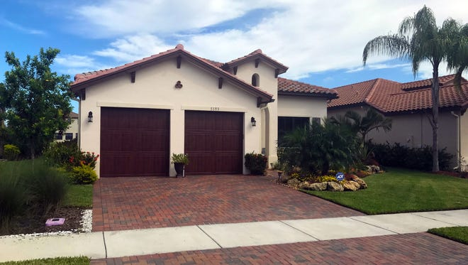 Maple Ridge at Ave Maria is a community of single-family home built by CC Homes.