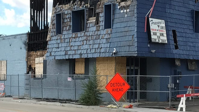 The site of the former Fracaro's Lanes, which has since been demolished, is among the possible redevelopment projects within a proposed tax incremental financing district near downtown Waukesha.