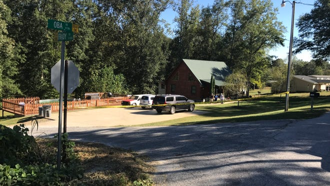 A woman was shot and killed Wednesday, the Greenville County Sheriffs Office said.  Deputies responded to the 400 block of Saluda Dam Road just after 1 p.m. after receiving a call from a woman who said her friend had been shot.