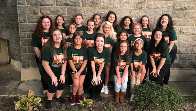 """The cast of Triple Threat Workshop for Kids' """"A Year with Frog and Toad Kids!"""" are set to present the show at 7 p.m. Oct. 6 and 7 and 2 p.m. Oct. 8 at Cumberland Players' Little Theater at 66. E Sherman Ave., in Vineland."""