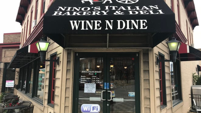 Nino's moved to Menomonee Falls in 2000 after 30 years in Milwaukee and two in Madison.