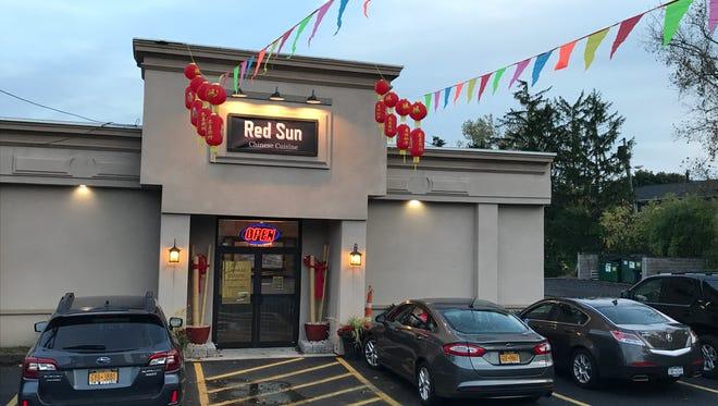 Red Sun in Brighton opens