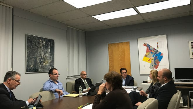 The Cedar Grove Township Council tabled action on Oct. 16, 2017, that would end its involvement in the Passaic Valley Regional  Flood Control Board.