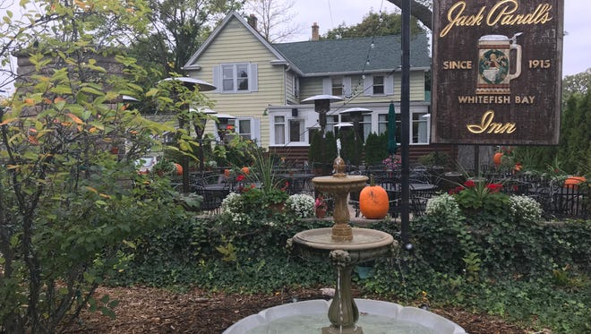 Jack Pandl's Whitefish Bay Inn has been at its home on Henry Clay Street since 1915 and has seen the community grow around it.
