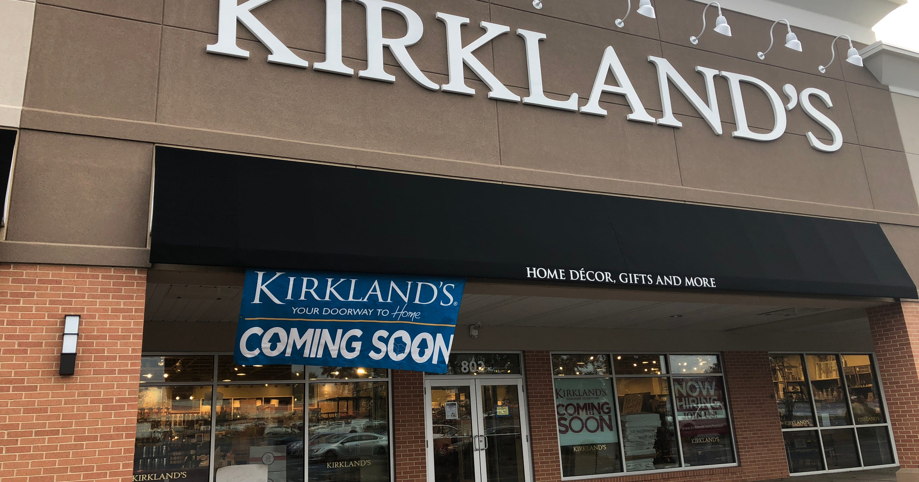 Two Kirkland S Home Decor Stores Opening In Monmouth