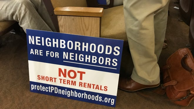 Vacation Rentals Banned In Some Areas Of Palm Desert Coupled With