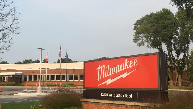 A jury ruled Thursday that Brookfield's MIlwaukee Electric Tool Corp. is due $27.8 million in a patent infringement suit against Kenosha tool maker Snap-on Inc.