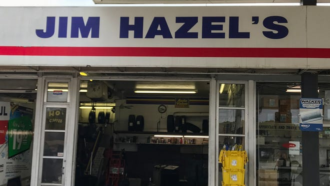 Jim Hazel's Citgo & U-Haul first opened in 1951 at a different location. The family has sold their current store.