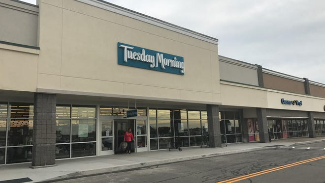 Tuesday Morning in Victor now open