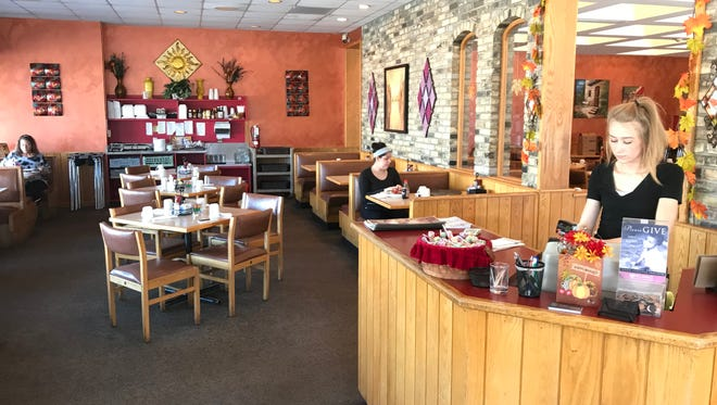 Nicky and Gus Zarmapoukis pride themselves on offering a wide range of options on their menu as well as a high level of service.