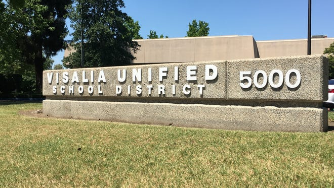 Visalia Unified School District Office