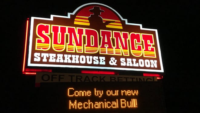 Sundance Steakhouse & Saloon has long drawn customers for cheap Tuesday night drink specials.