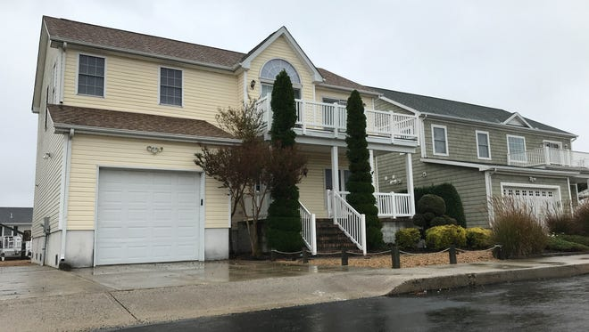 A lengthy debate looms on what to do with short-term rentals in certain Ocean City districts like this home located at 144 Old Landing Rd. Wednesday, Nov. 8, 2017.