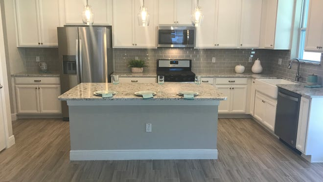 Ashton Woods has completed the Lincoln showcase home at Asturia in south Pasco County.