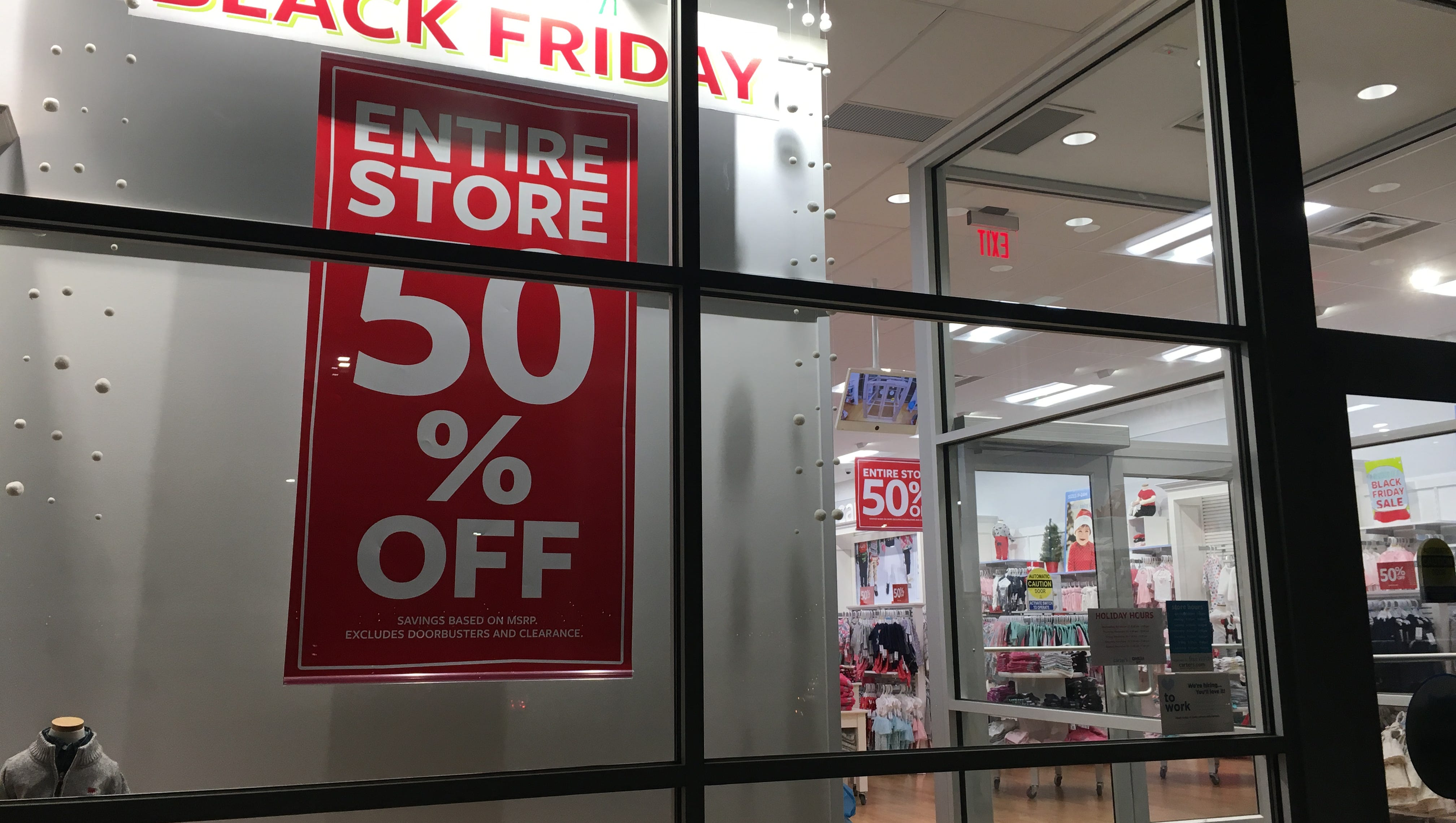Black Friday Bonanza New Retail In Sioux Falls Adds To Black Friday Options