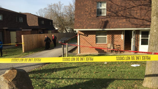 Two people were shot during a fight on Jennings Avenue on Monday afternoon, the Mansfield Police Department reported. Their conditions are unknown at this time.