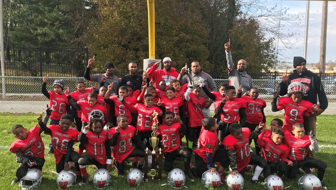 The Vineland Bandits recently captured the league championship, but have they sights on a bigger prize.