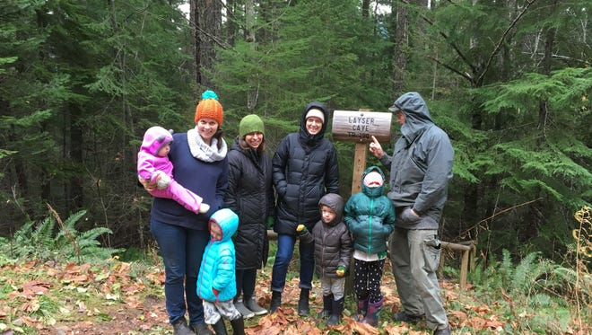The Oregon Parks and Recreation Department is offering First Day Hikes in state parks across Oregon on New Year's Day.