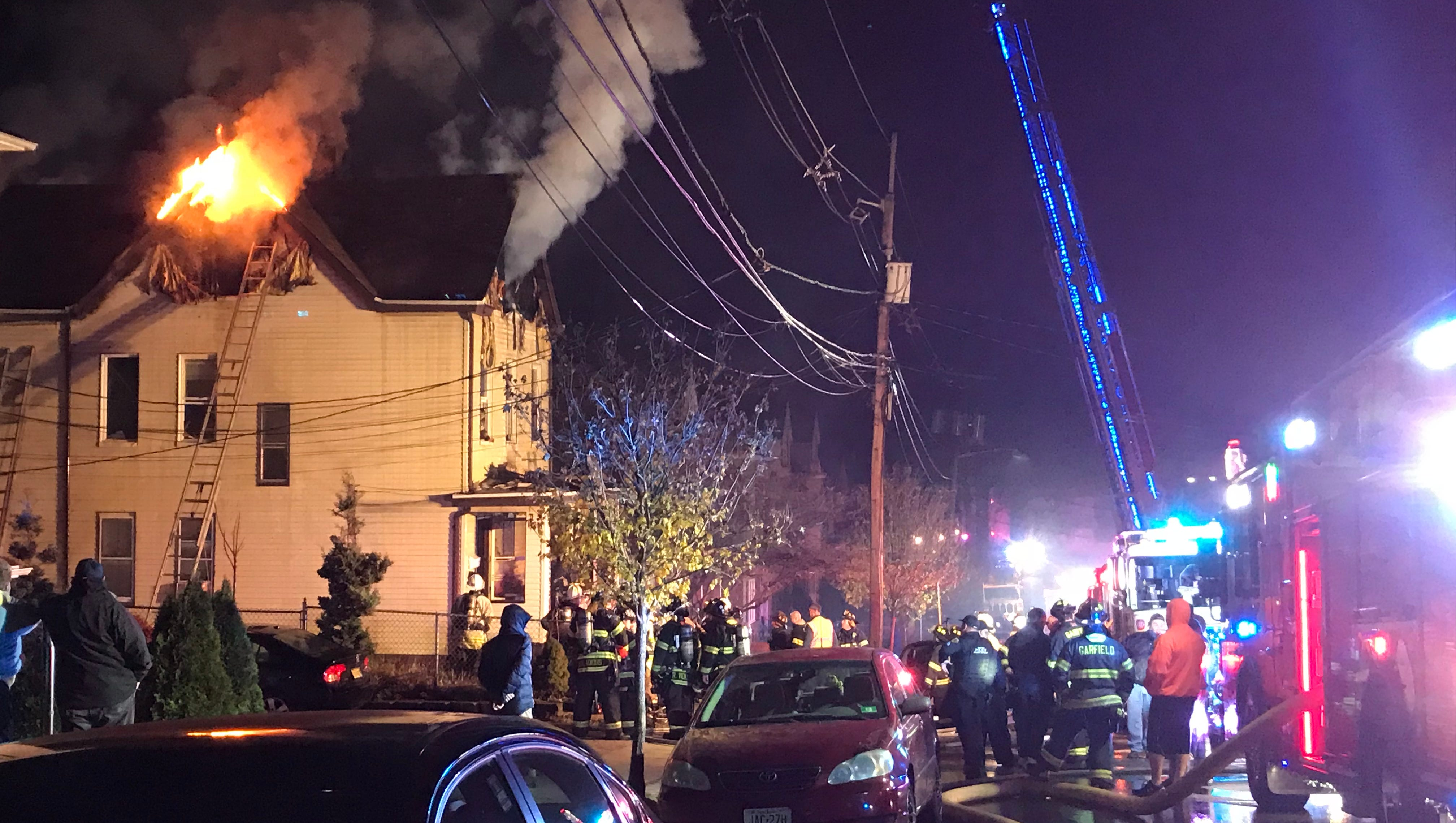 Garfield Nj Electrical Issue Caused House Fire