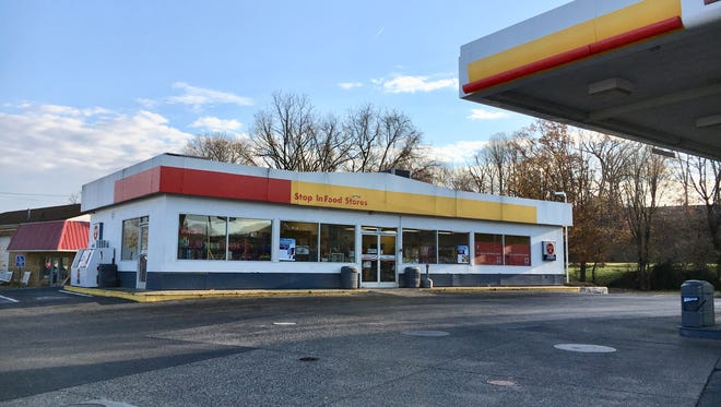 The Stop-In convenience store on East Broad Street in Waynesboro was robbed late Wednesday night, police said.