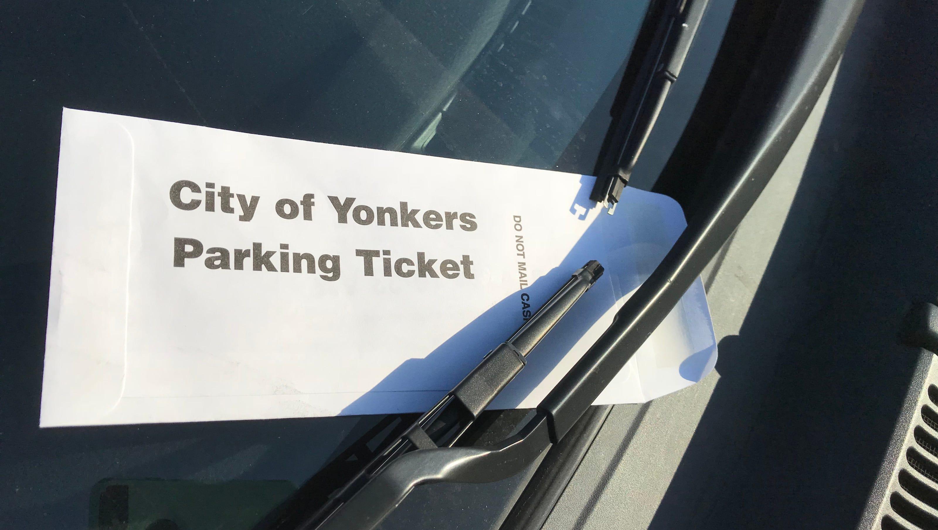 Despite Upgrades Slow Yonkers Parking Meter Wi Fi Causing Tickets