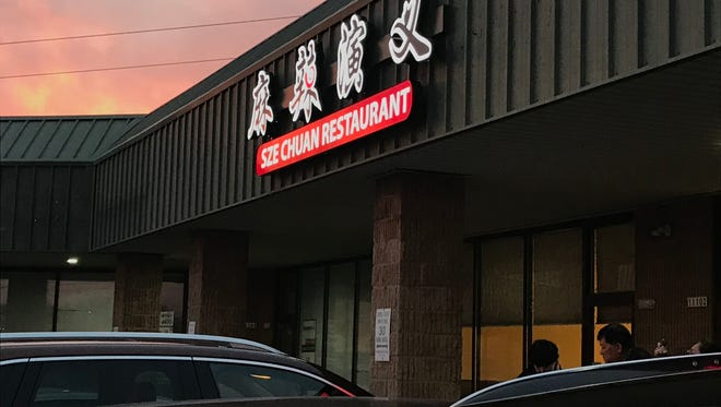 Sze Chuan Restaurant is at 11102 W. National Ave., in a plaza that also is home to Lucky Bakery & BBQ and Mei Hua Market.