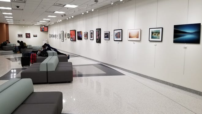 Photofest 2017 on display through Jan. 8 in the Artport Gallery at Tallahassee International Airport