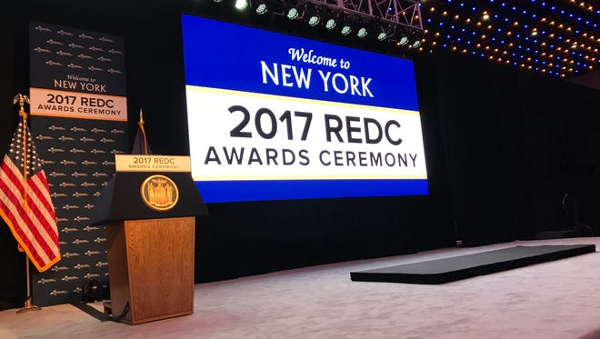 The seventh annual Regional Development Council awards were held Wednesday, Dec. 13, 2017, in Albany.