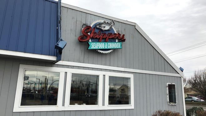 Skippers Seafood & Chowder has closed on Lancaster.